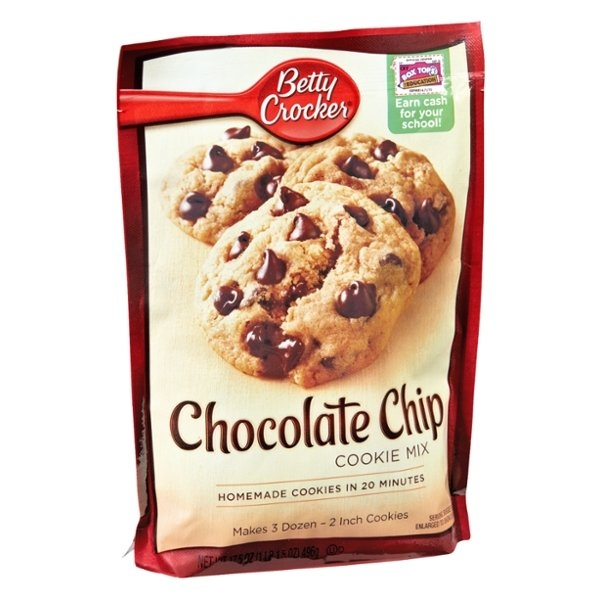 Betty Crocker Chocolate Chip Cookie Mix Reviews | Find the Best Baking ...