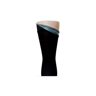 Sigvaris Soft Opaque 20-30 mmHg Closed Toe Knee High Sock Size: Large Short (LS), Color: Black 99