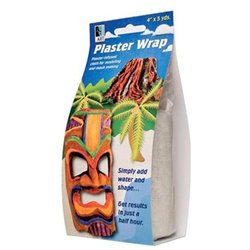 Art Alternatives Plaster Gauze Bandage Roll 4in X 5yd