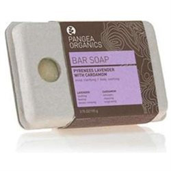 Pangea Organics Bar Soap - Pyrenees Lavender with Cardamom