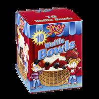 Joy Waffle Bowls - 10 CT