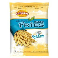 Snikiddy Sea Salt Baked Fries, 4.5 oz
