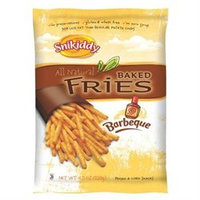 Snikiddy Barbeque Baked Fries, 4.5 oz