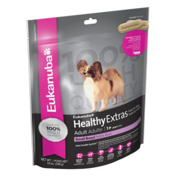 EukanubaA Healthy Extras Small Breed Adult Dog Treat