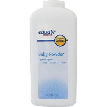 Equate Mild Baby Powder 22 Oz