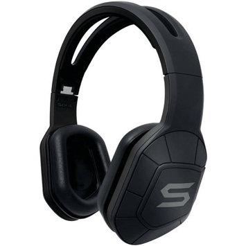Soul By Ludacris Soul Combat Over-Ear Headphones for iOS & Android Devices - Storm Black