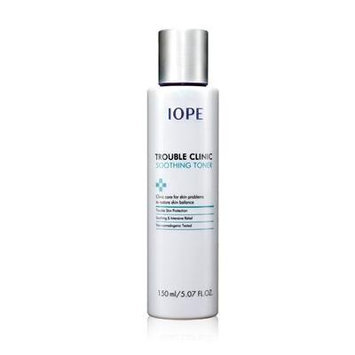 IOPE Trouble Clinic Soothing Toner 5.07fl.oz/150 Milliliter