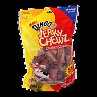 Dingo Mini Chicken Chips Jerky Chewz