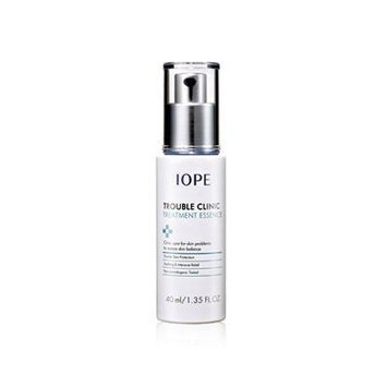 FREE INTERNATIONAL SHIPPING + NEW IOPE Trouble Clinic Treatment Essence (All Skin / Acne / 40ml)