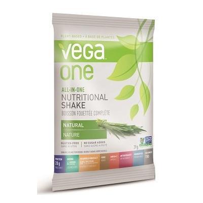Vega One -Natural Unflavoured (1 Packet) Brand: Vega