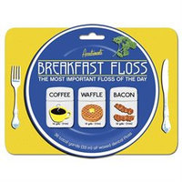 Accoutrements Breakfast Dental Floss