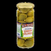Sclafani Queen Olives Spanish