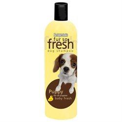 Sergeant's Fur-So-Fresh Puppy Shampoo - 21.8 oz