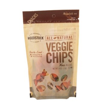 WOODSTOCK All-Natural Veggie Chips