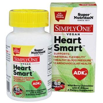 Super Nutrition SimplyOne Vegan Heart Smart 60 Tablets