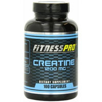 Fitness Pro Lab Creatine 1200mg Capsules, 100-Count (Pack of 2)