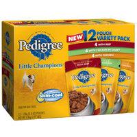 PedigreeA Slices Variety Pack Small Dog Food