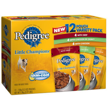 PedigreeA Slices Variety Pack Small Dog Food