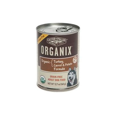 Best Friend Products Corp Organix GF Can Dog Food Turkey/Carrot/Potato