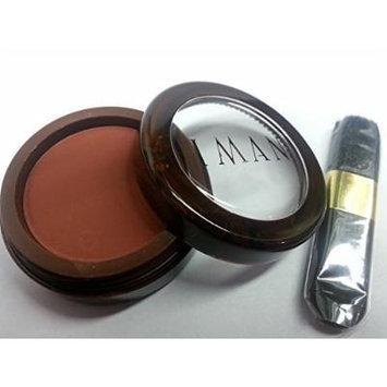 Iman Luxury Blushing Powder Bark