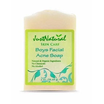 Boy's Facial Acne Soap