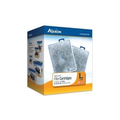 Aqueon Replacement Filter Cartridge Large 12PK