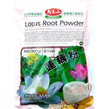 Greenmax Lotus Root Powder 10.50oz (pack of 2)