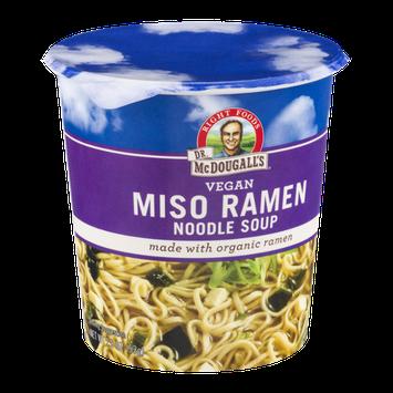 Dr. McDougall's Vegan Noodle Soup Miso Ramen