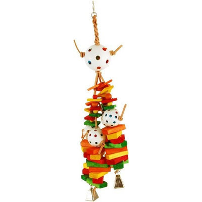 Caitec Bird Toys Caitec 635 Large 12 in. x 24 in. Batter Up