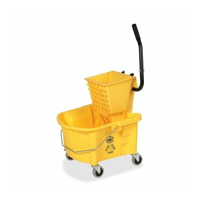 Genuine Joe 60466 Mop Bucket/Wringer Combo