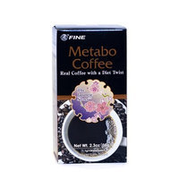 Fine USA Metabo Coffee, 60 Count