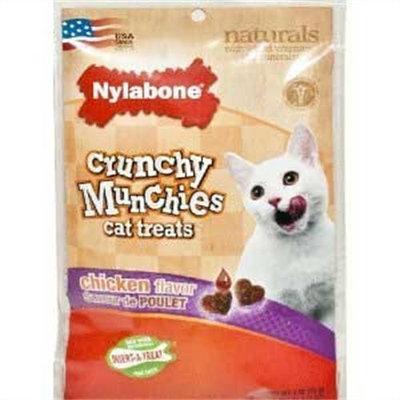 Nylabone Cat Treats 3 oz Chicken Flavor PCH