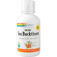Solaray Organic Sea Buckthorn Juice Blend -- 16 fl oz