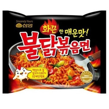 Samyang Ramen / Spicy Chicken Roasted Noodles