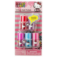 Hello Kitty 5 Pack Nail Polish