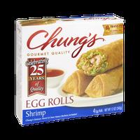 Chung's Shrimp Egg Rolls - 4 CT