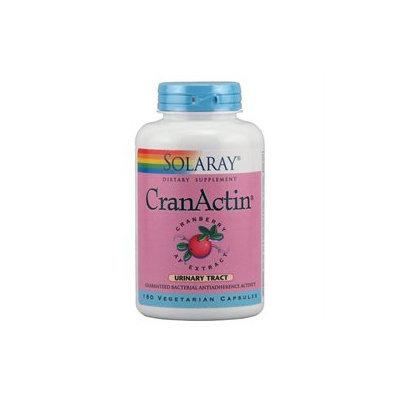 Solaray CranActin Cranberry AF Extract - 180 Vegetarian Capsules