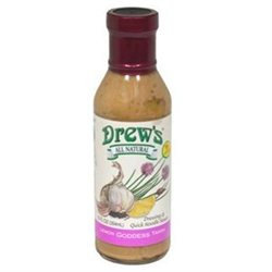 Drews All Natural 19976 Lemon Tahini Goddess Dressing