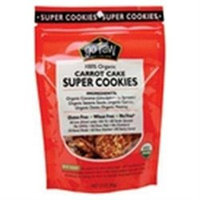 Go Raw - 100 Organic Super Cookies Carrot Cake - 3 oz.