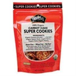 Go Raw - 100 Organic Super Cookies Carrot Cake - 3 oz.