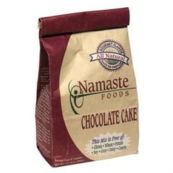 Namaste 63747 6 x 26oz Chocolate Cake Mix