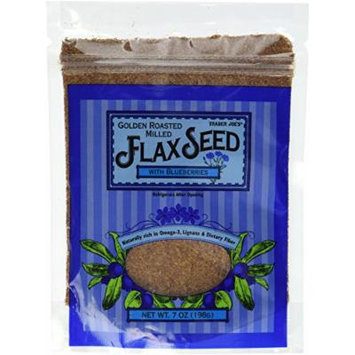Trader Joe's Golden Roasted Milled Flax Seed with Blueberries