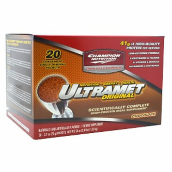 Ultramet Scientifically Complete High Protein Meal