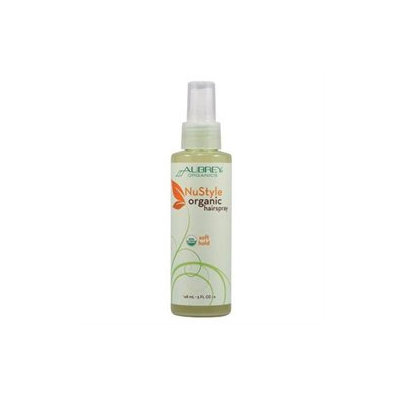 Aubrey Organics NuStyle Hairspray Soft Hold