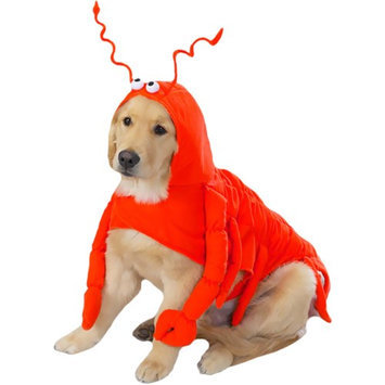 Casual Canine Lobster Paws Dog Costume