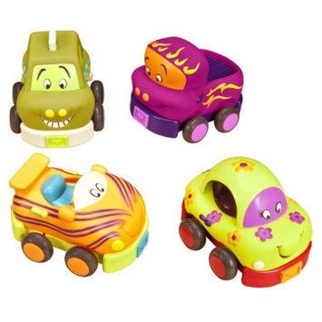 B. toys B. Wheeee-ls 4 Soft Cars