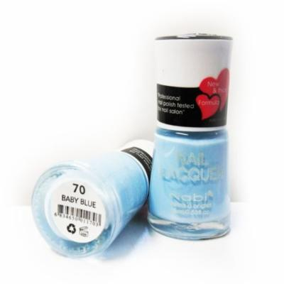 Nabi Nail Polish Baby Blue 70 mL
