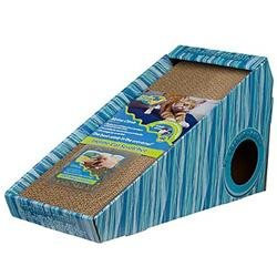 Our Pets Cosmic Catnip Alpine Cardboard Cat Scratcher