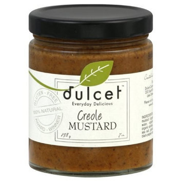 Liebers Dulcet Creole Mustard, 7-ounces (Pack of 6)