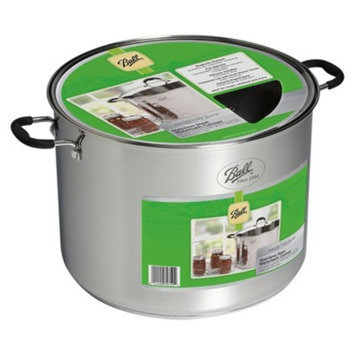 Ball 21 Quart Stainless Steel Canner with Rack